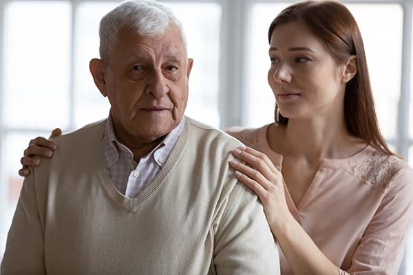 Family Caregiving and Alzheimer's Disease Image